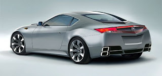 2010 Accura NSX Wallpapers