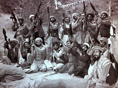 Kekalahan Telak Uni Soviet di Afghanistan