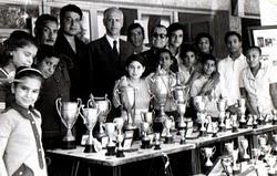 فريق دسوق لتنس الطاولة  قديم