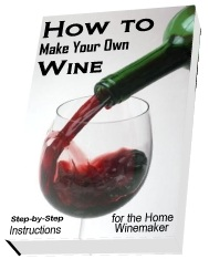 Wine eBook - Make Your Own Wine at Home