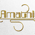 amathi with broadway font