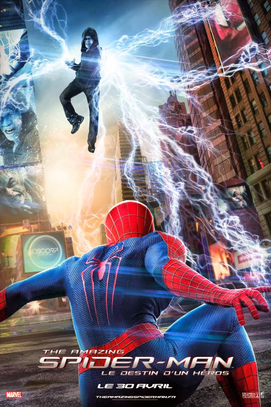 Regarder The Amazing Spider-Man : le destin d'un Héros en streaming - Film Streaming
