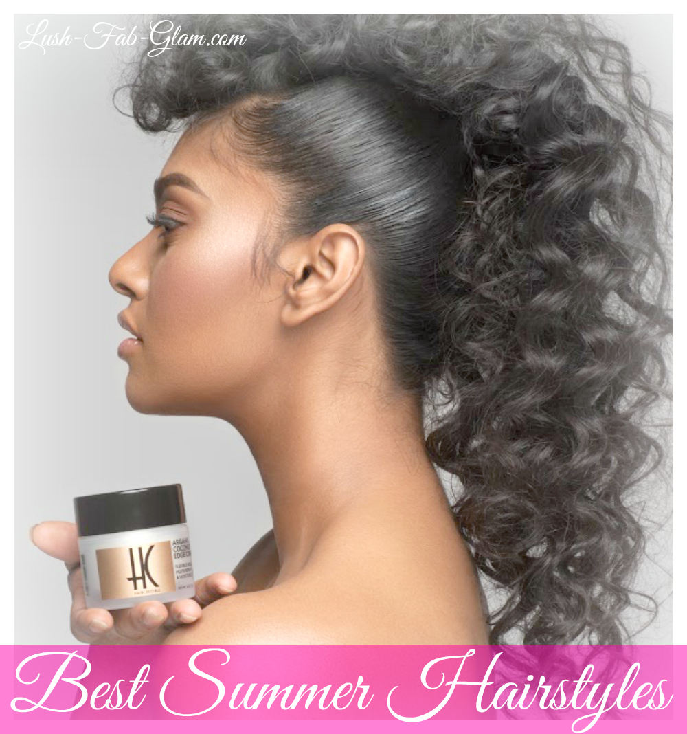 Discover the best summer hairstyles for naturally fine hair.