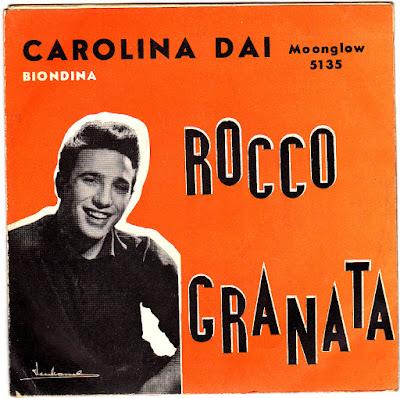 Sanremo 1961 - Rocco Granata - Carolina dai
