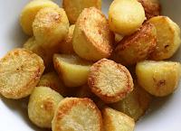 Batatas Assadas (vegana)