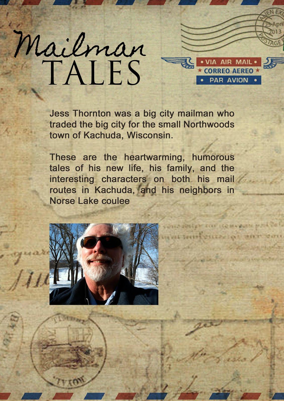 Mailman Tales paperback