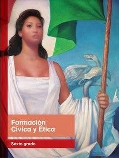 Libros de texto ciclo escolar 2014-2015 Sexto Grado Formación Cívica y Ética por bloque