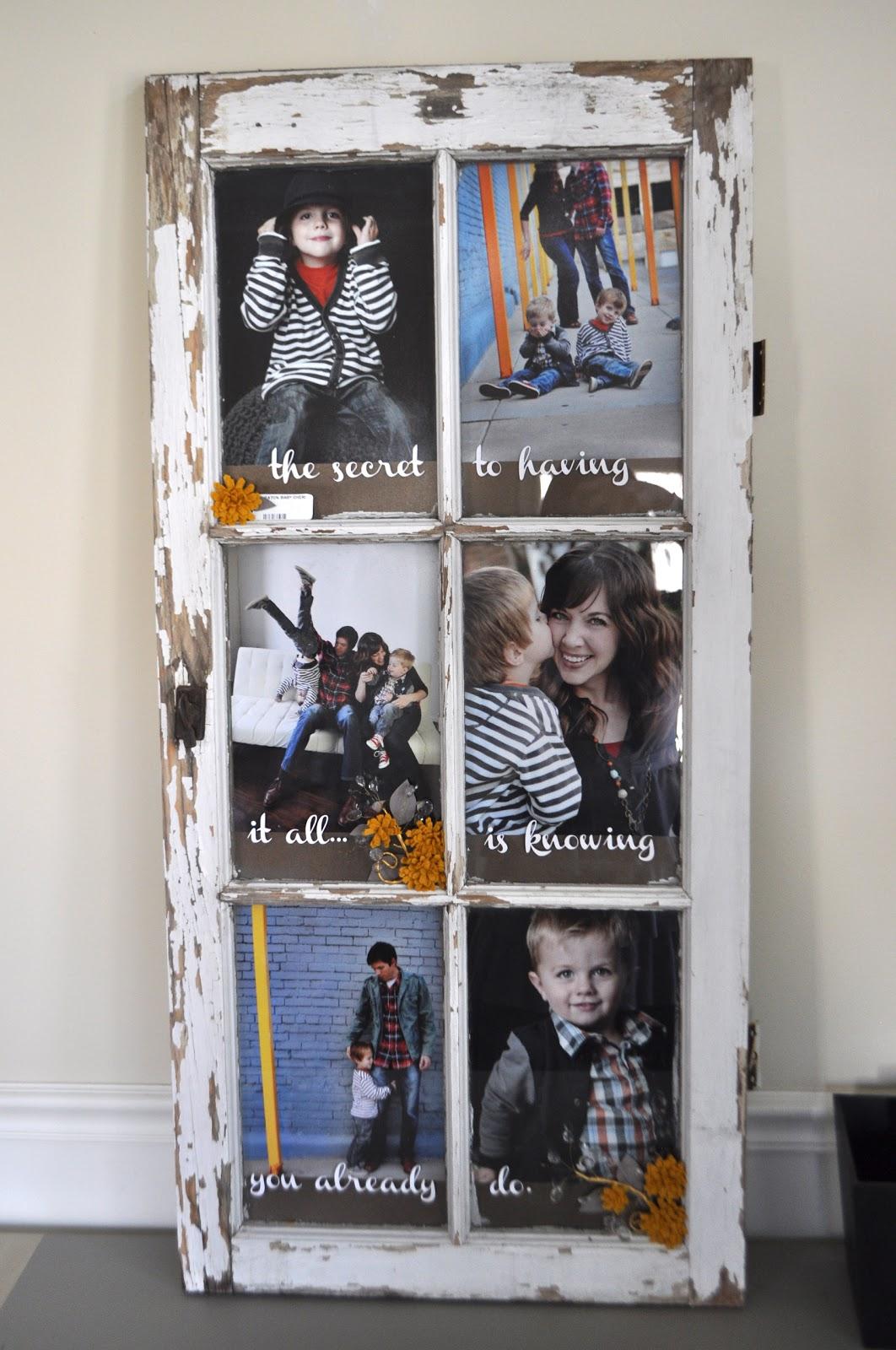 i am momma hear me roar old window turned picture frame