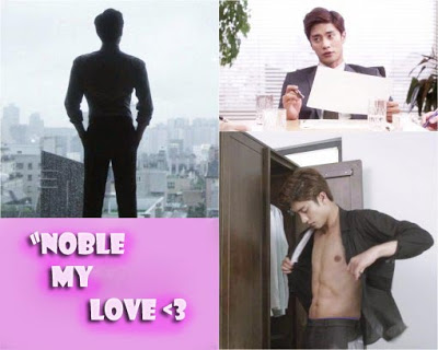 Sinopsis Drama Korea Noble My Love Episode 1-Tamat