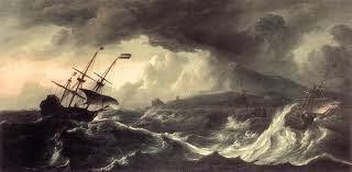 kapal dan samudera