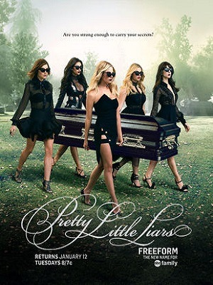 Série Pretty Little Liars (Maldosas) - 6ª Temporada Legendada 2016 Torrent