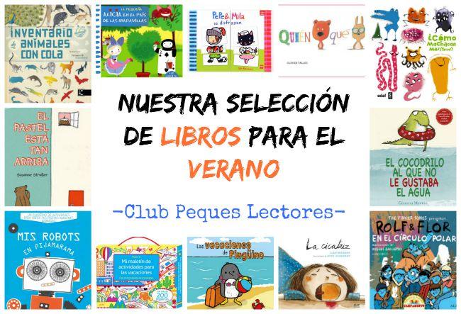libros infantiles para el verano