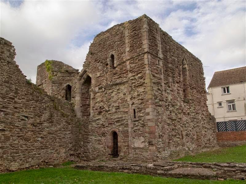 Castillo de Monmouth