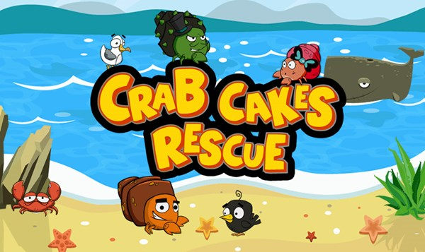 Crab Cakes Rescue PC Full Español