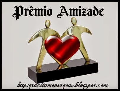 Selo Prêmio Amizade da Amiga Gracita