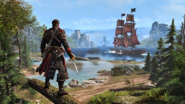 Assassins Creed Rogue Screenshot 3