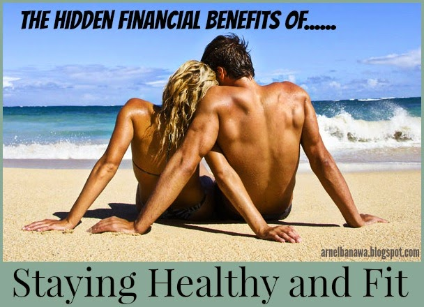 Financial Benefits of Staying Healthy and Fit