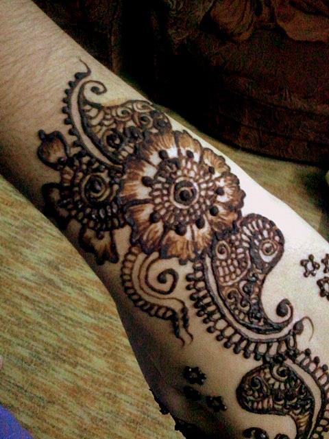 Mehndi Designs Tikka : Tikka mehndi design joy studio gallery best