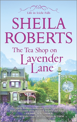 The Teashop on Lavender Lane