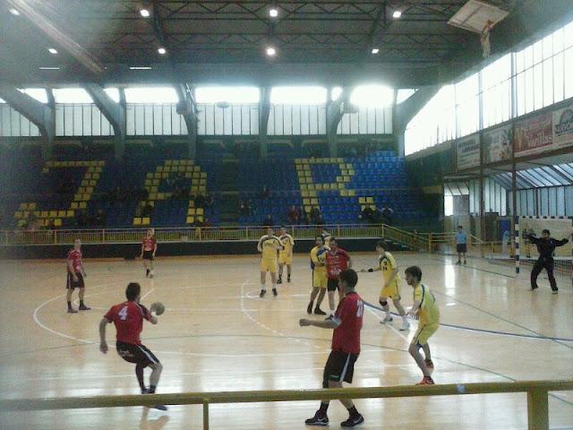 PArtido entre le bejarano de Balonamno y el Universidad de Valladolid