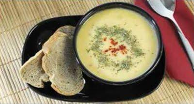 Yeşil Mercimekli Erişte Çorbası Nasıl Yapılır - Videolu Tarifi