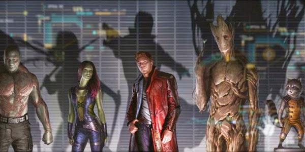 I Migliori Film del 2014: Guardiani della Galassia