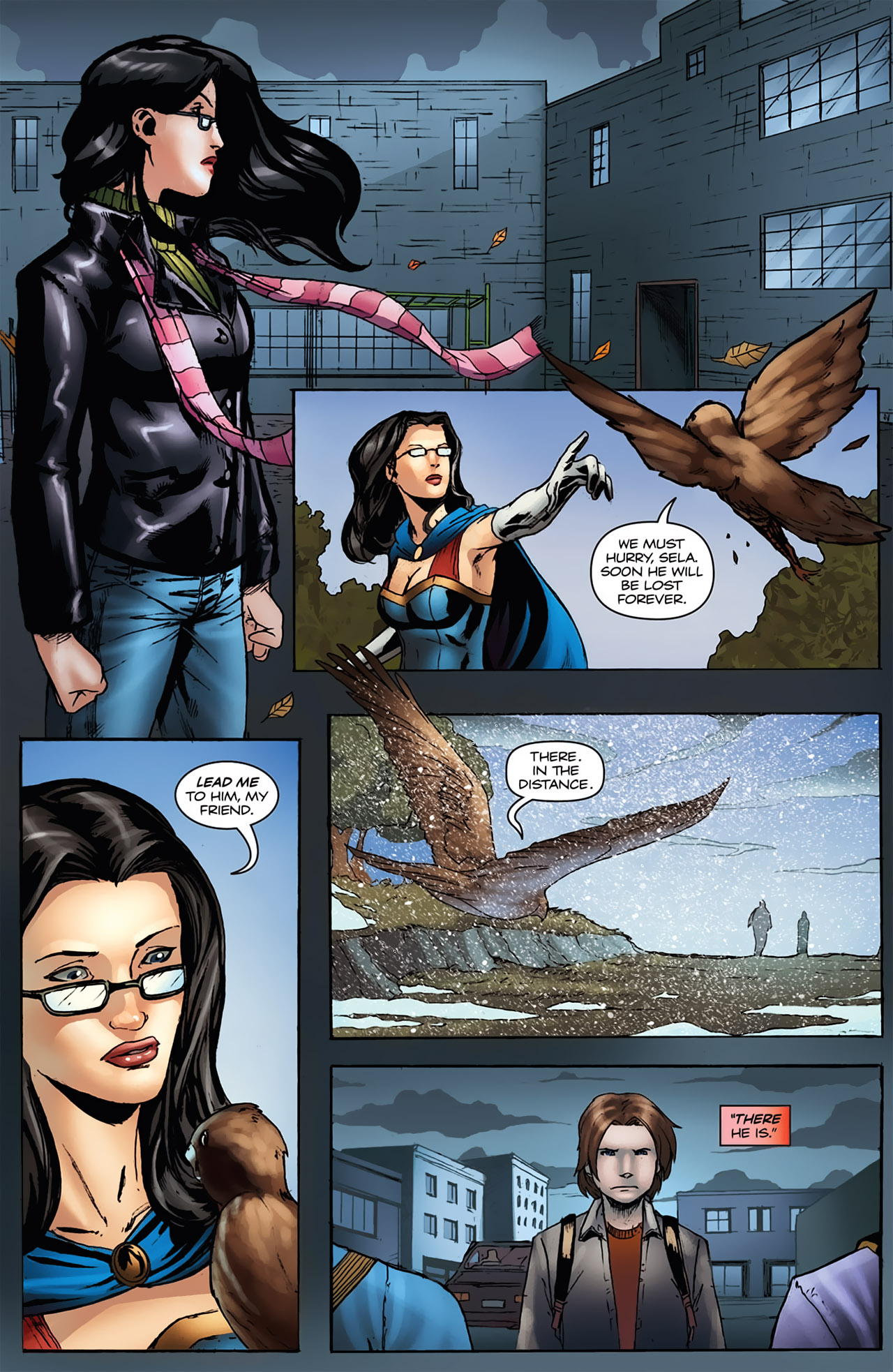 Grimm Fairy Tales (2005) Issue #22 #25 - English 18