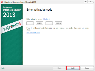 Kaspersky Internet Security 2013 Setup with licnese