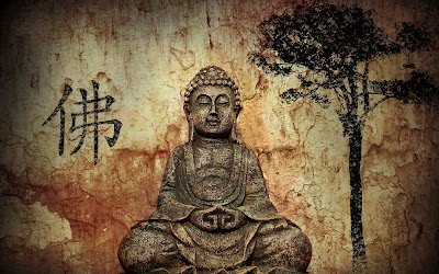 Lord Gautam Buddha free Wallpaper for Laptop