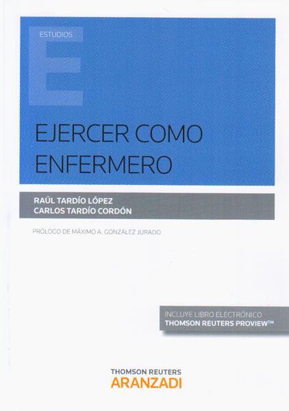 Oferta Exclusiva: Ejercer como enfermero, disponible en Librería Cilsa de Alicante.