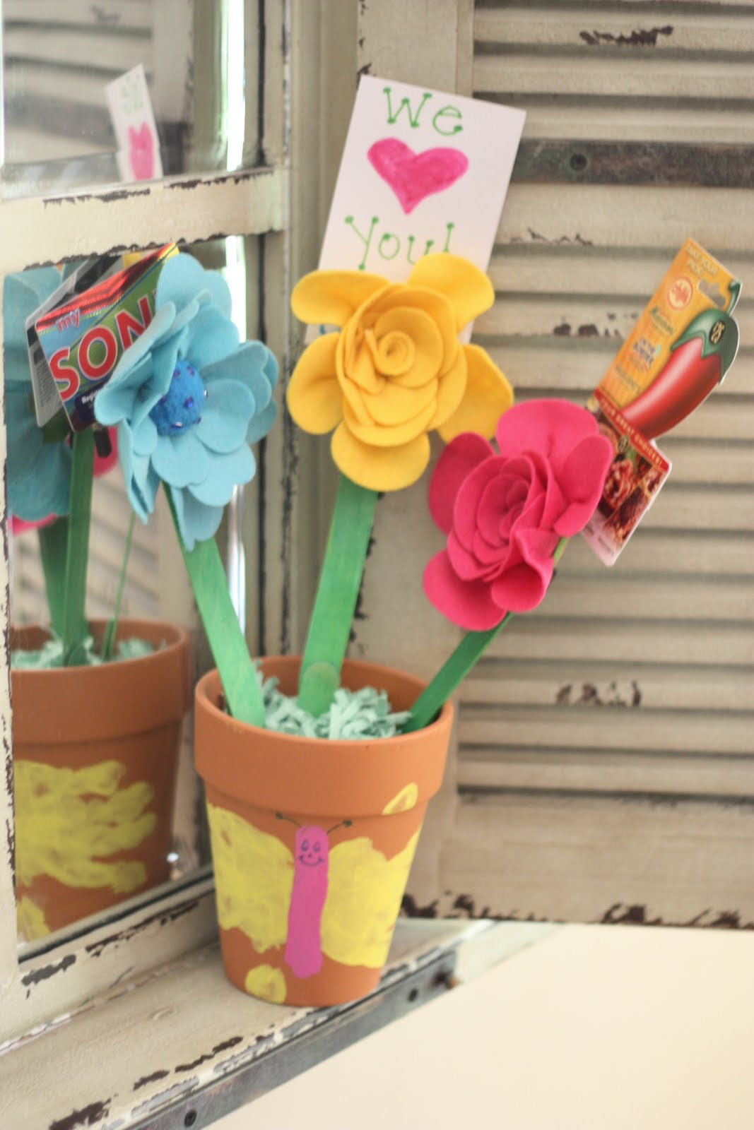 Gift card bouquet for mothers day i can teach my child gift card bouquet for mothers day negle Gallery