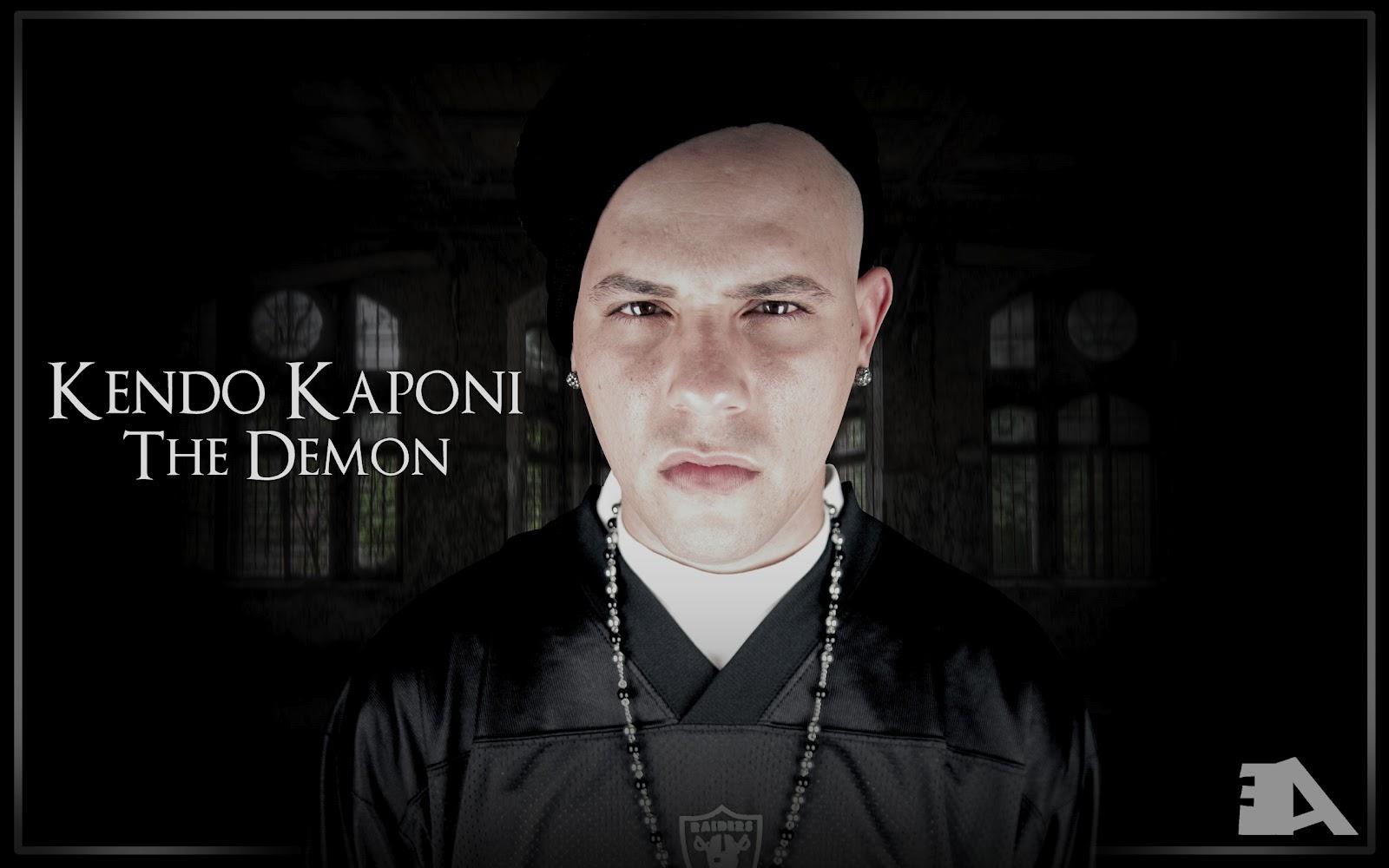 Kendo Kaponi El demoni...