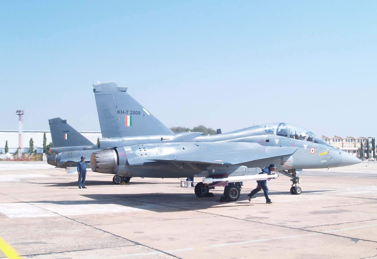 India's light combat aircraft - Tejas - Asian Defence News Today