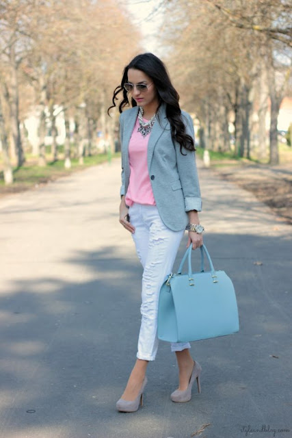 How to look chic in work clothes