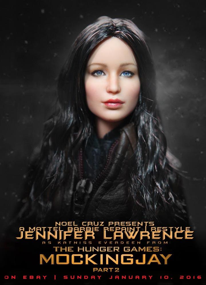 Jennifer Lawrence as K...