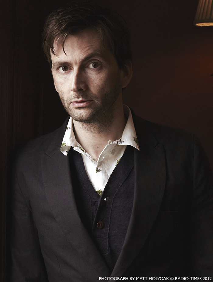 Scottish Actors  David Tennant  Lords of Time convention  and