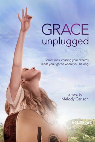 Grace Unplugged {Melody Carlson} | #bookbloggers #bookreview #B&HPublishing