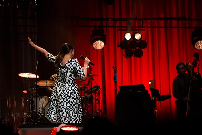Caro Emerald concert live in Carré, Amsterdam