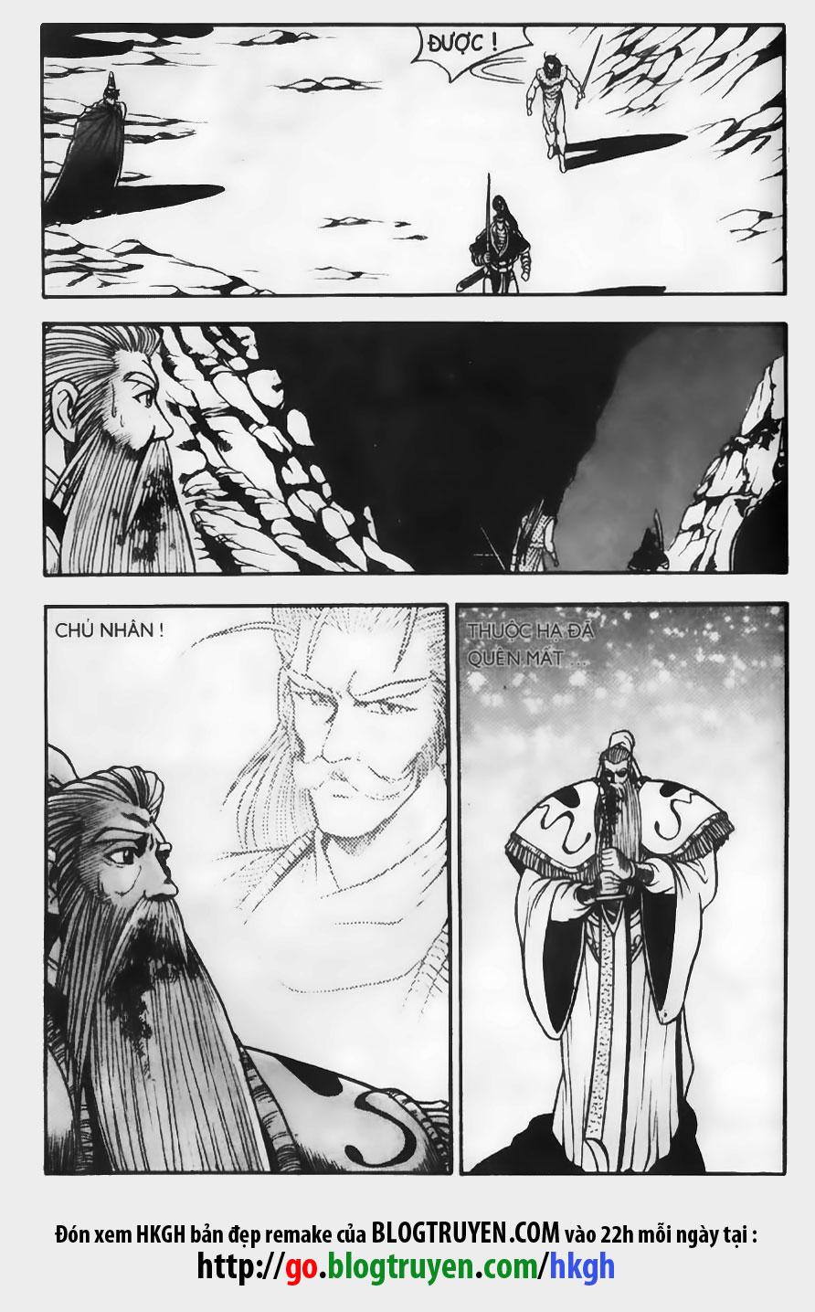 Hiệp Khách Giang Hồ trang 26