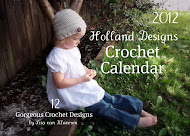 2012 Holland Designs Crochet Calendar