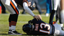 Johnny Knox injured