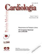 REVISTA MEXICANA DE CARDIOLOGIA