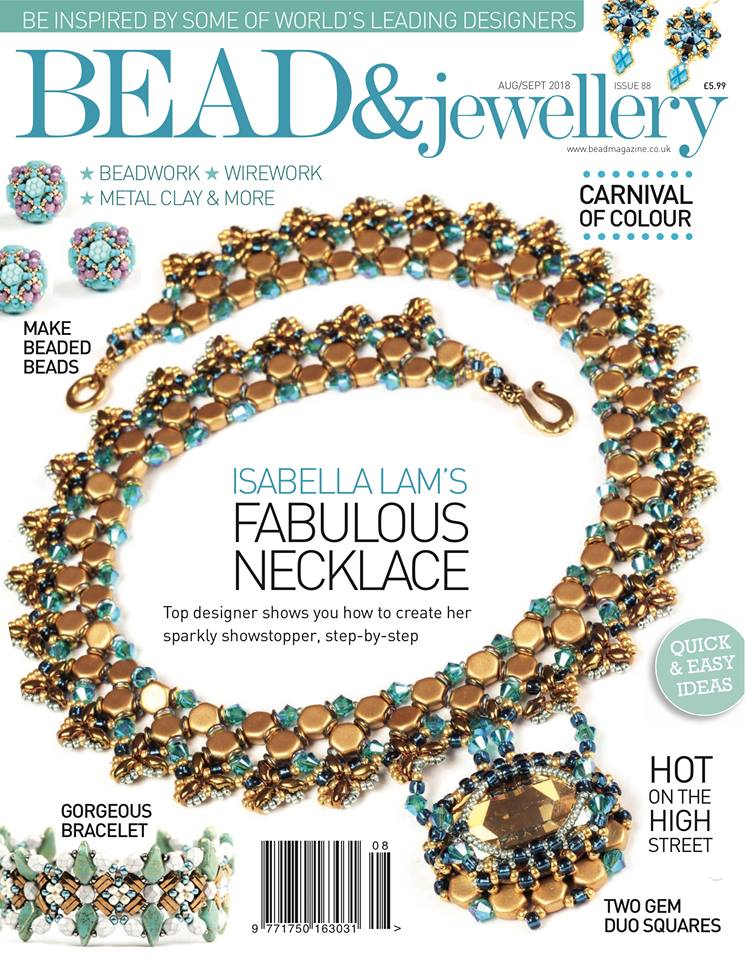 Bead & Jewellery Magazine #88