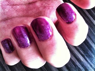 LA Colors Nail polish Revew