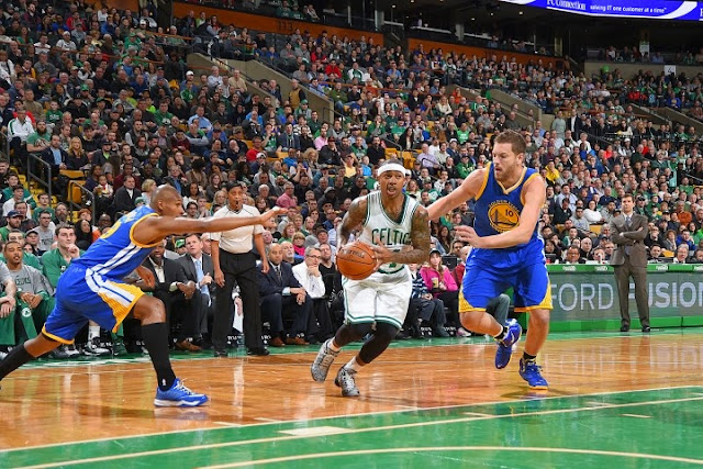 Celtics blow big lead against league leading Warriors, 106-101 loss in the Garden