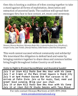 Lakotas Owe Aku: United to Protect Sacred Water and Homelands