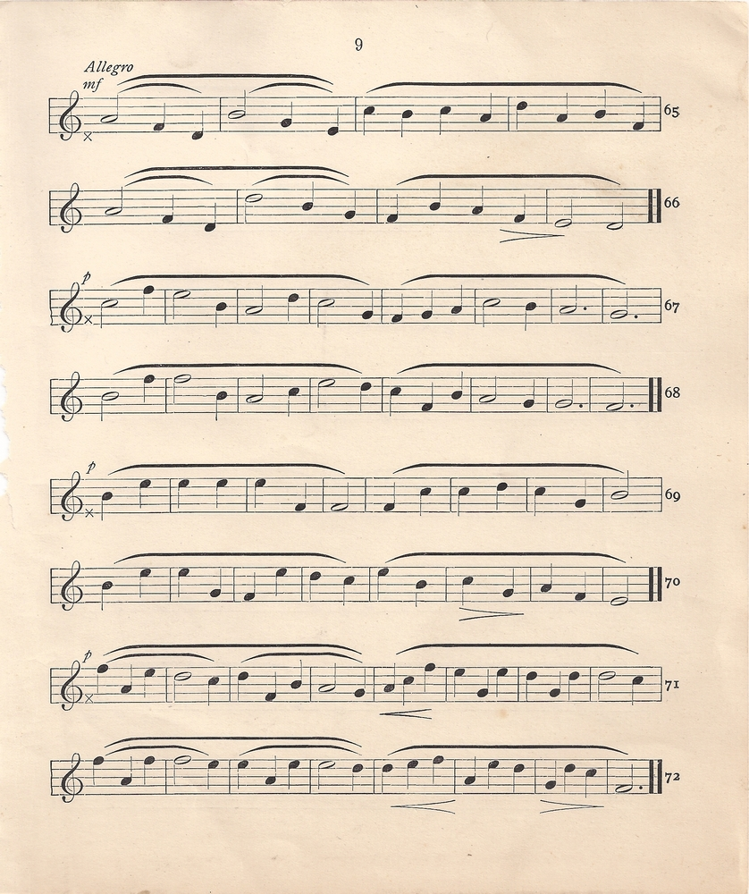 Leaping Frog Designs: Vintage Sheet Music Free Vintage Clip Art From ...