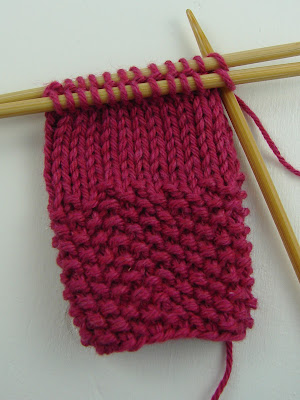 knitting three needle bind off