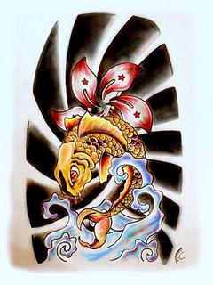 Tattoo Simbols New Koi Fish Tattoo Designs Wallpapers 2012