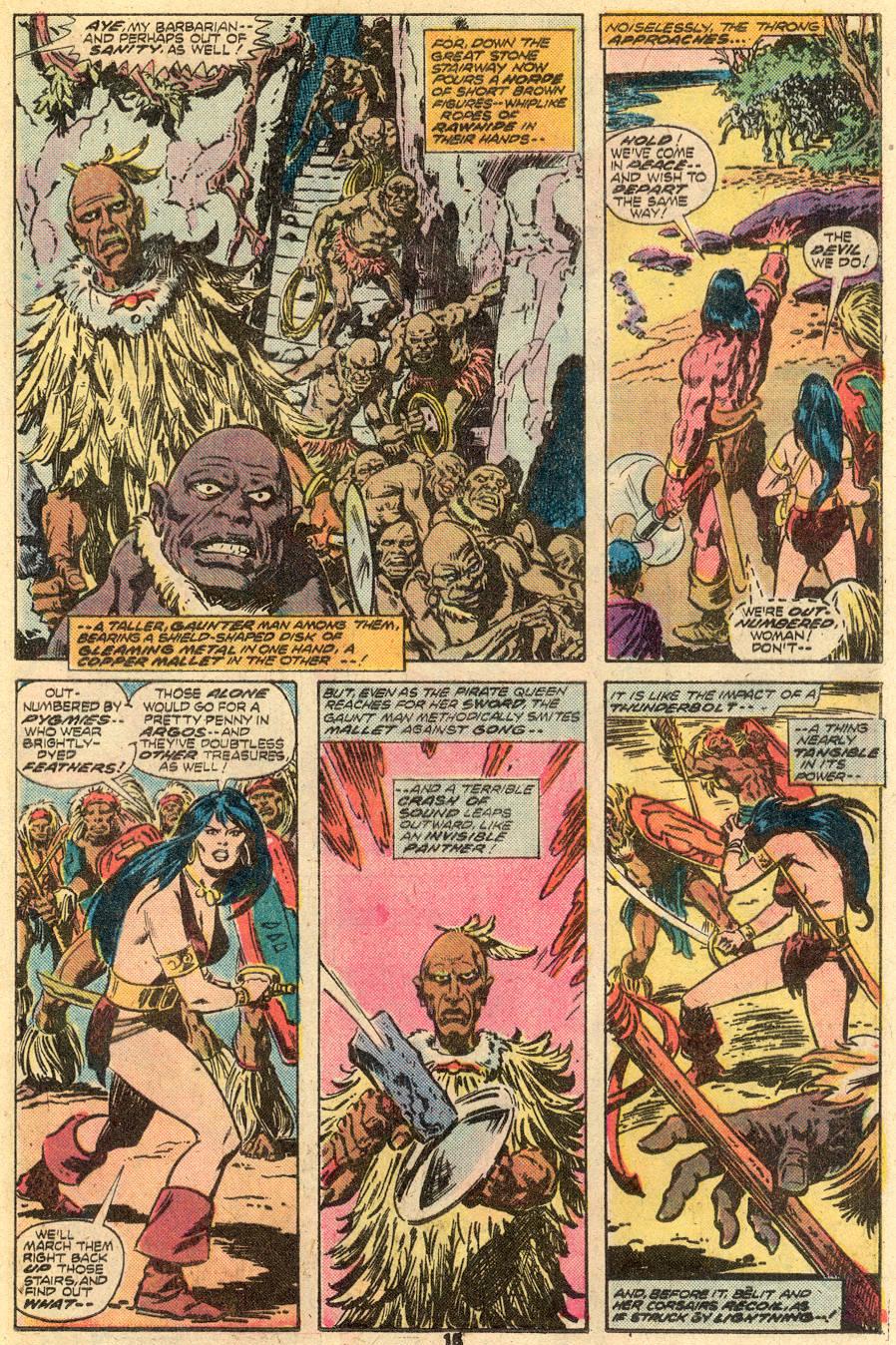 Conan the Barbarian (1970) Issue #65 #77 - English 10